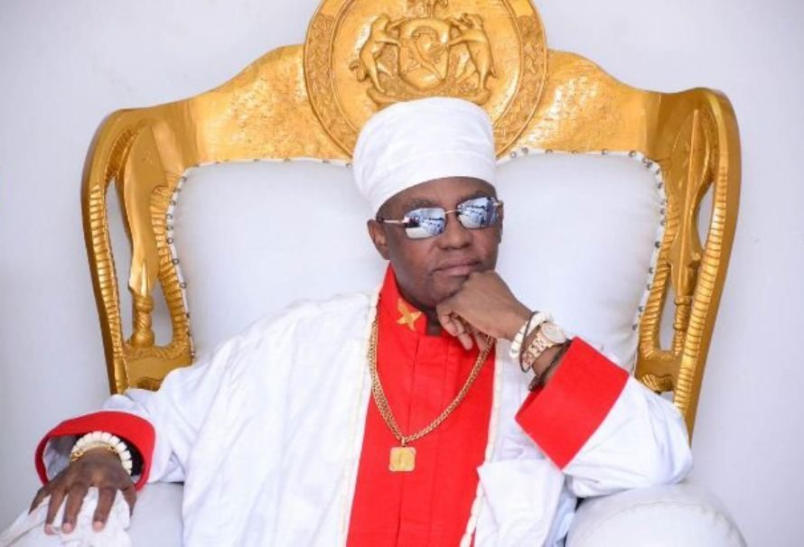 OBA OF BENIN LAUDS NIGERIAN ARMY FOR PROTECTING DEMOCRACY