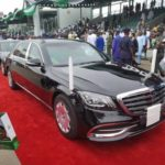 Buhari Marks Inauguration With N61 Million 2019 Mercedes Benz
