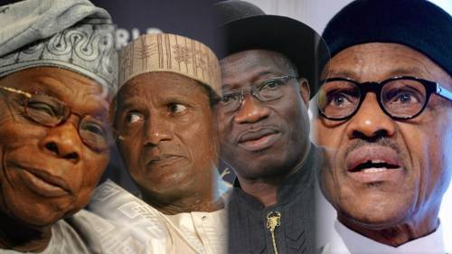 FEATURE: FROM OBASANJO TO BUHARI, FOUR THINGS EACH ADMINISTRATION IN THE FOURTH REPUBLIC WILL BE REMEMBERED FOR