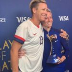 RAPINOE LEADS U.S. INTO QUARTER-FINALS AFTER CONTROVERSIAL VAR REVIEW