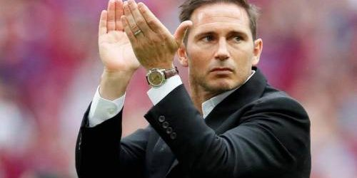 LAMPARD FAVOURED TO LAND CHELSEA COACHING JOB
