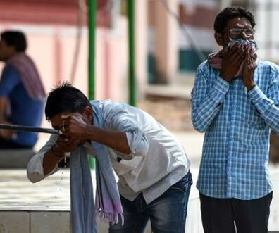 SEVERE HEAT KILLS SEVERAL PEOPLE IN INDIA