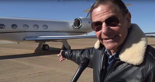 U.S. PASTOR UNDER SCRUTINY FOR USING 3 PRIVATE JETS