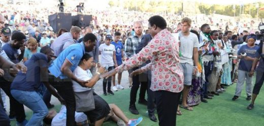 WHAT ISRAELI TV CHANNEL SAYS ABOUT TB JOSHUA'S NAZARETH MISSION