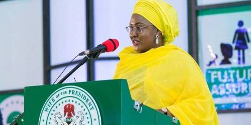 WHY I CHOSE TO BE CALLED FIRST LADY OF NIGERIA – AISHA BUHARI