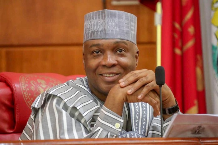 SARAKI'S BLOODLESS 'COUP': HOW HE BECAME SENATE PRESIDENT IN 2015