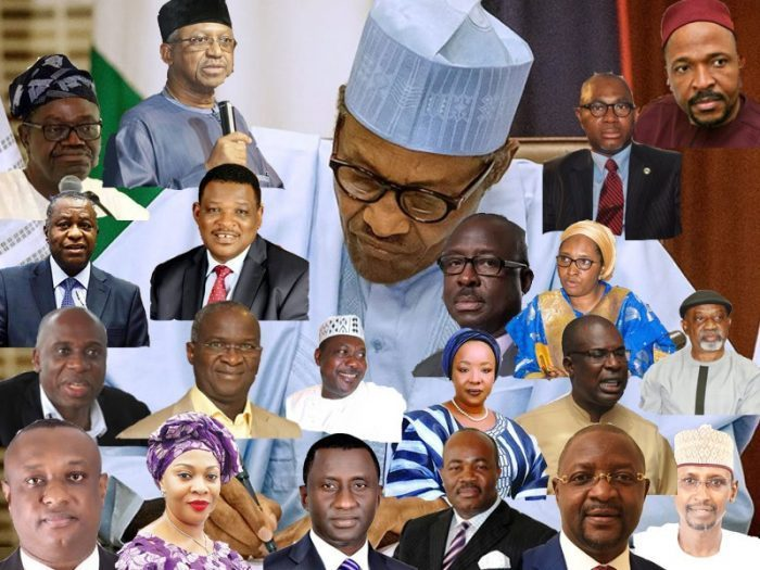 KNOW THE PEDIGREES OF BUHARI'S NEW MINISTERS (PART 1)