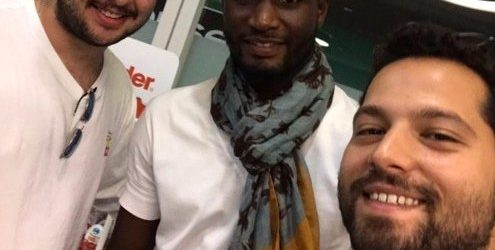 MIKEL ARRIVES IN TURKEY, SET TO START TRAINING WITH TRABZONSPOR