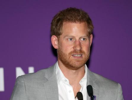PRINCE HARRY TURNS AGAINST THE MEDIA AGAIN