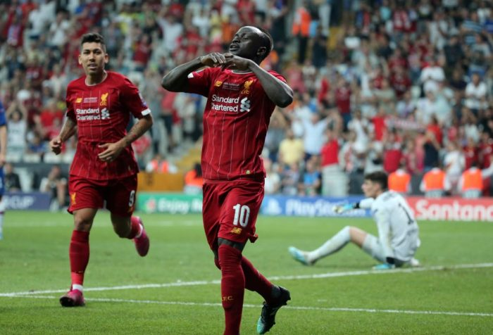 LIVERPOOL DEFEAT CHELSEA ON PENALTY TO WIN SUPER CUP