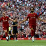 SALAH HITS BRACE AS LIVERPOOL PIP ARSENAL 3-1 AT ANFIELD