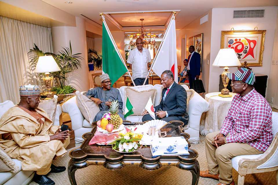 CONCERNS, CLARIFICATIONS ON PRESIDENT BUHARI'S TRIP TO TOKYO