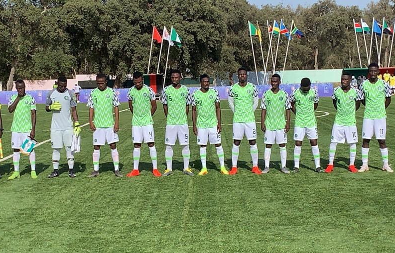 12TH AAG: FLYING EAGLES LOSE TO BURKINA FASO, SETTLE FOR SILVER MEDAL