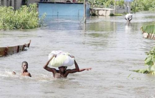 12,000 HECTARES OF FARMLANDS DESTROYED BY FLOOD IN JIGAWA