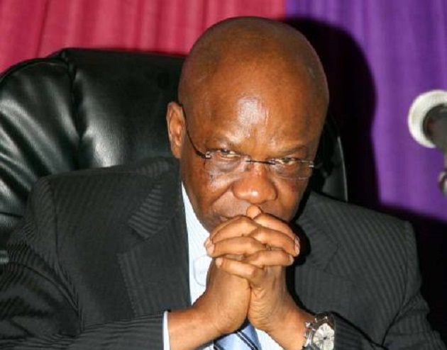 MAURICE IWU LEAVES PRISON AFTER MEETING N1BN BAIL CONDITION