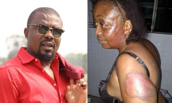 NIGERIAN LAWMAKER ALLEGEDLY BEATS WOMAN, FORCES HER TO WALK NAKED