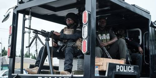 DOZENS OF SUSPECTED KIDNAPPERS, ROBBERS ARRESTED IN KANO -POLICE