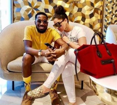 15-MONTHS AFTER, DBANJ WELCOMES ANOTHER SON WITH HIS WIFE, DIDI KILGROW