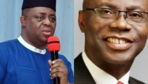 YOU'RE A LIAR, YOU CAN'T SUCCEED BUHARI, FANI-KAYODE TELLS BAKARE