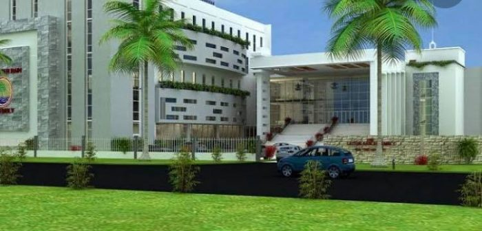 UNVEILING PASTOR TUNDE BAKARE'S N18BN CHURCH MANSION