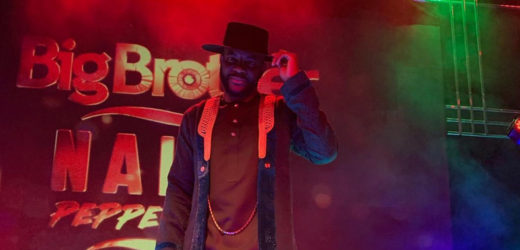 PHOTOS,,5 THINGS THAT HAPPENED AT THE BIG BROTHER NAIJA LIVE EVICTION SHOW [WEEK 13]