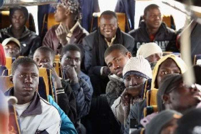 158 NIGERIANS RETURN FROM LIBYA