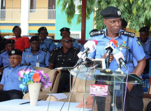 STOP IMN PLANNED PROCESSION, IGP ORDERS POLICE COMMISSIONERS
