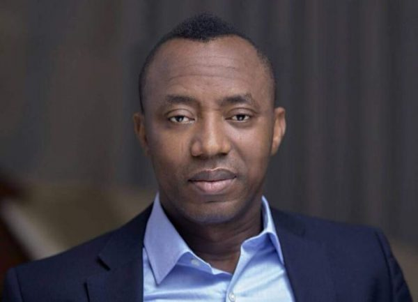 SOWORE SLAMMED WITH TREASON, MONEY LAUNDERING, CYBERSTALKING BUHARI