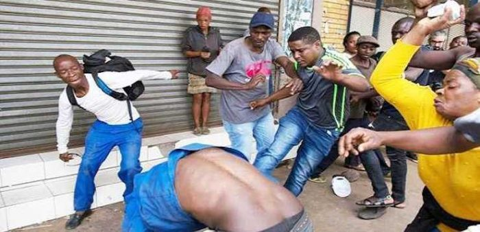 XENOPHOBIA: $10B REPARATIONS SUIT LOOMS AGAINST SOUTH AFRICA