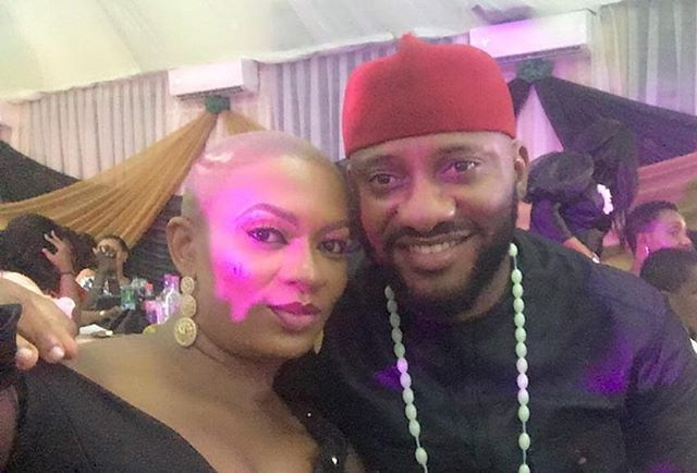 YUL EDOCHIE & WIFE CELEBRATE 15TH WEDDING ANNIVERSARY