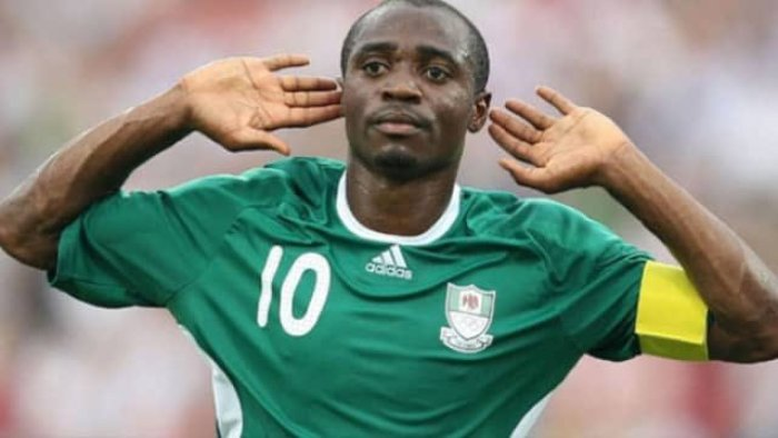 FORMER SUPER EAGLES STRIKER, ISAAC PROMISE IS DEAD