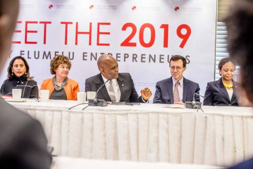 UNITED STATES PARTNERS TONY ELUMELU FOUNDATION ON ENTREPRENEURSHIP