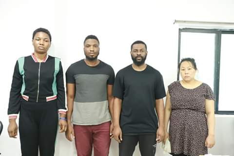 THREE NIGERIAN NATIONALS ARRESTED IN INDIA FOR JOB FRAUD