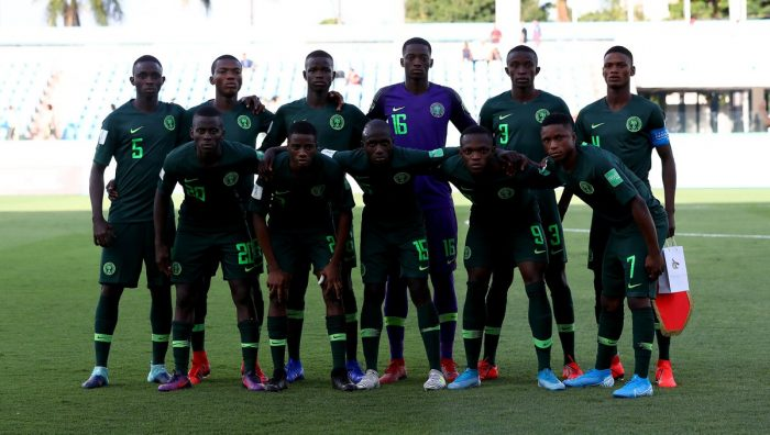 BUHARI TO NIGERIANS: EMULATE GOLDEN EAGLETS CAN-DO SPIRIT