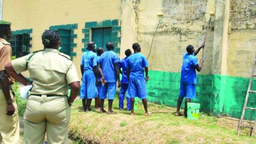 228 INMATES ESCAPE FROM KOGI PRISON AFTER BUILDING COLLAPSE