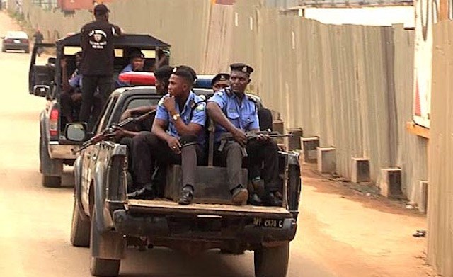 TWO FAKE SOLDIERS ARRESTED IN RIVERS