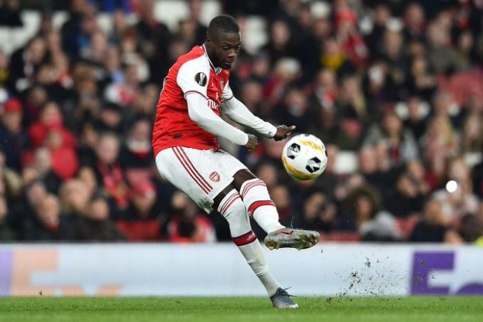 SUPER SUB, PEPE DELIVERS TWO SUBLIME FREE-KICKS FOR ARSENAL'S VICTORY