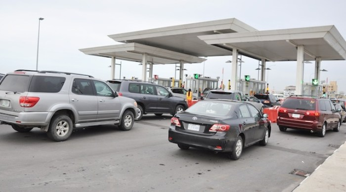 MIXED REACTIONS TRAIL PROPOSED RETURN OF TOLL GATES