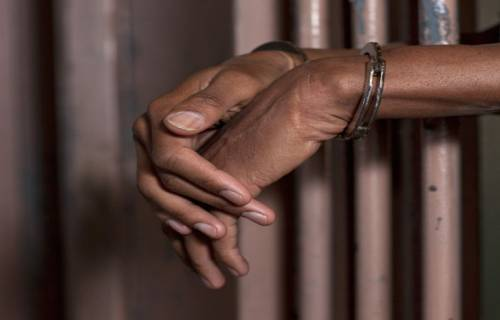 WIFE REMANDED FOR ALLEGEDLY STABBING HUSBAND TO DEATH
