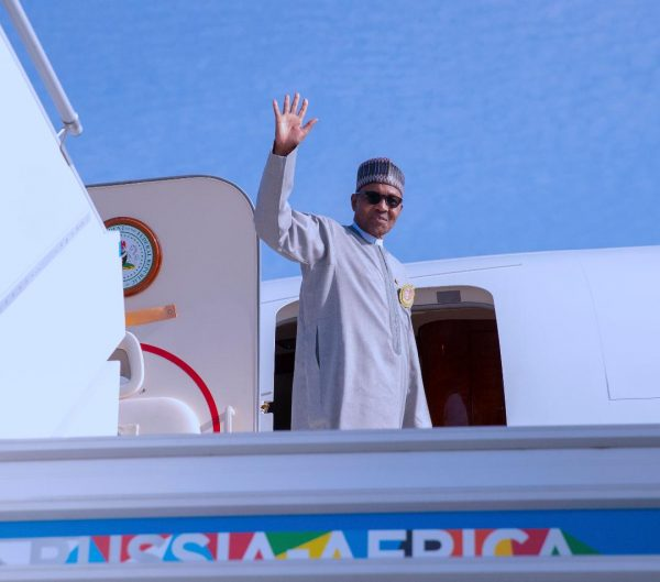 BUHARI LEAVES ABUJA TODAY FOR MALABO, THEN DAURA