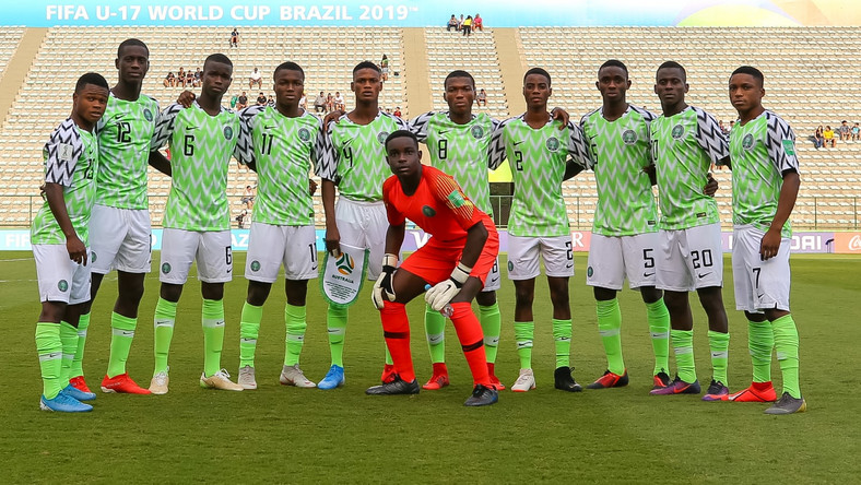 GOLDEN EAGLETS OF NIGERIA KNOCKED OUT 2019 FIFA U17 WORLD CUP AFTER 3-1 LOSS TO THE NETHERLANDS