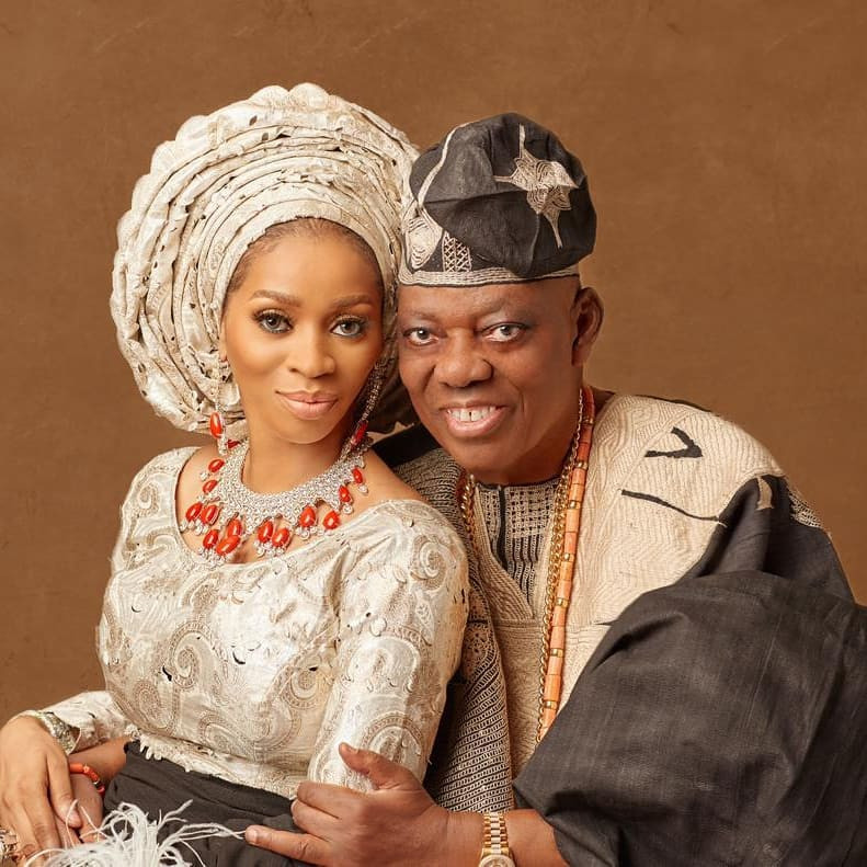 9 NIGERIAN CELEBRITIES MARRIED TO SPOUSES WITH BIG AGE DIFFERENCES