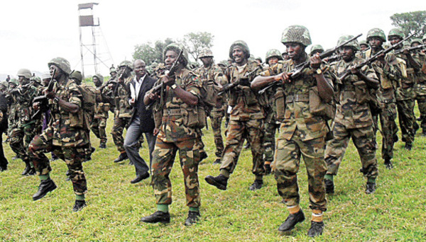 LAGOS, OGUN: EXERCISE CROCODILE SMILE IV IS COMING