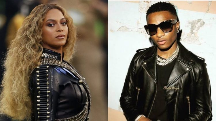 WIZKID, BEYONCE FILM 'BROWN SKIN GIRL' VIDEO