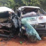 25 PERSONS BURNT TO DEATH IN BAUCHI AUTO CRASH