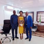BBNAIJA'S CINDY STRIKES AMBASSADORIAL DEAL ON 'MADE IN ABA PROJECT'