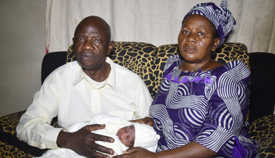 WOMAN DELIVERS BABY AFTER MISSING MENSTRUATION FOR 13 YEARS