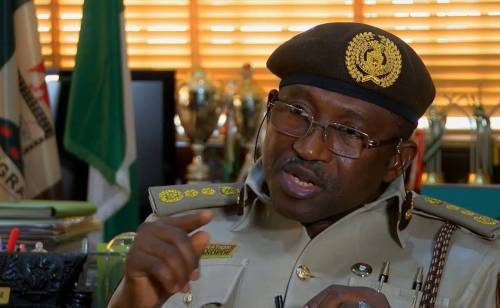 NIGERIAN GOVERNMENT INSISTS ON JANUARY 12 DEPORTATION OF ILLEGAL ALIENS