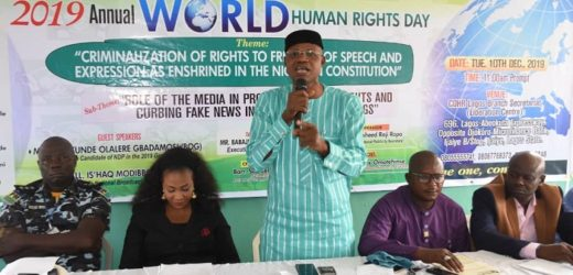 HATE SPEECH: NBC URGES FG TO PROMOTE PROFESSIONAL JOURNALISM