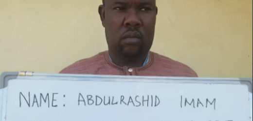 EFCC ARRESTS MALLAM FOR DEFRAUDING MAN WHO WANTS QURAN TRANSFERRED TO HIS HEAD THROUGH SPIRITS